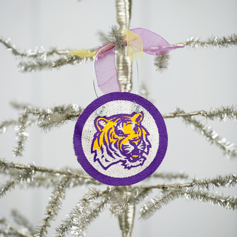 LSU Small Logo Burlee by Glory Haus