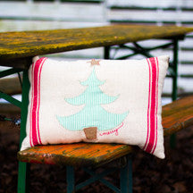Merry Tree Pillow