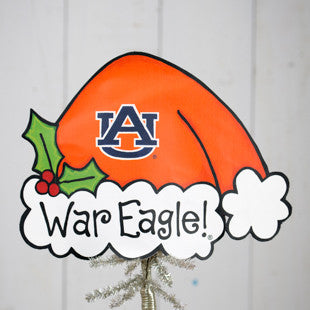 Auburn Tree Topper by Glory Haus