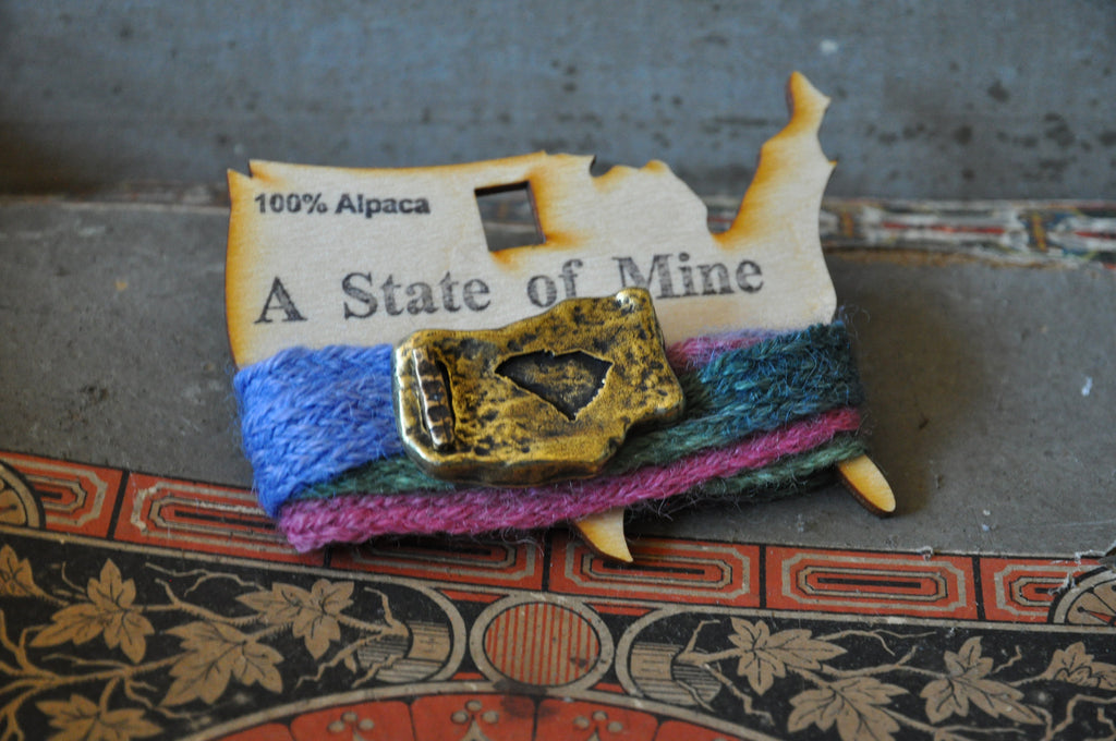 South Carolina State of Mine Bracelet