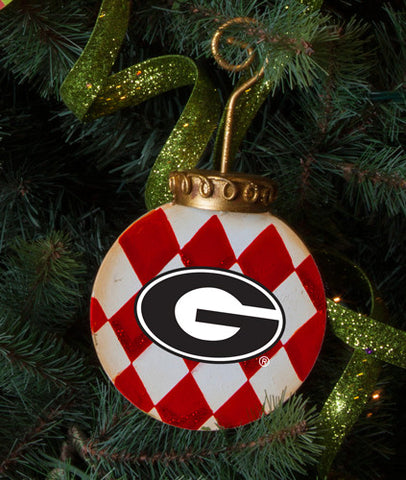 Georgia Elegant Ornaments