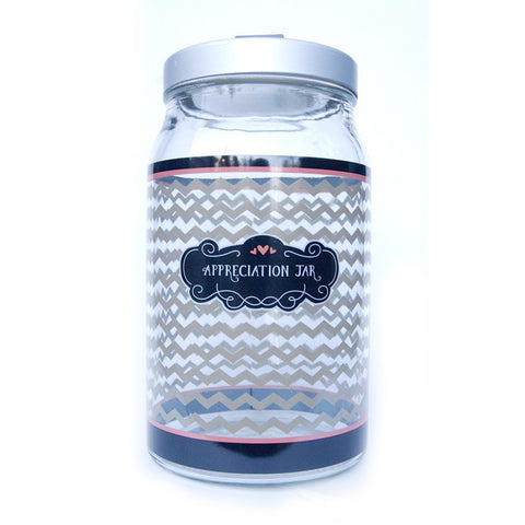 Appreciation Jar Color by Trista Sutter
