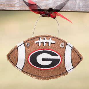 Georgia Football Small Burlee by Glory Haus