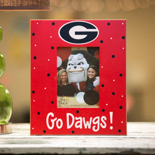 Georgia Logo Frame by Glory Haus