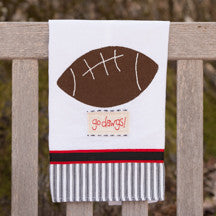 Georgia Go Dawgs Tea Towel by Glory Haus