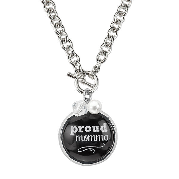 Proud Momma Necklace