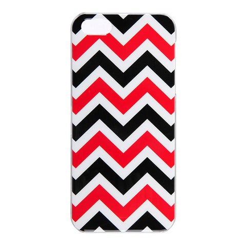 Black/Red iPhone 5 Case