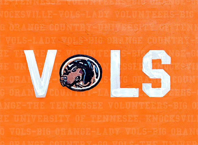 Tennessee Vol Logo
