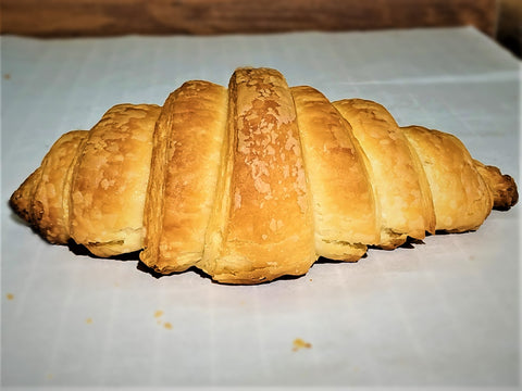 Good Old Croissant (Eggless)