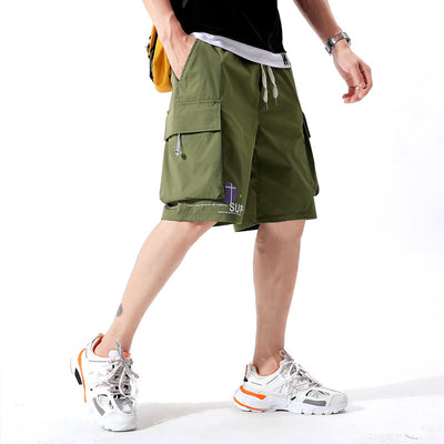 Fashion Tooling Men's Casual Shorts - versaley