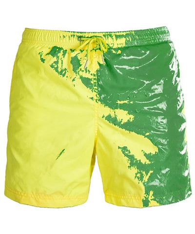 Men's Fashion Color Changing Beach Pants - versaley