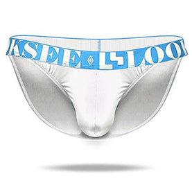 The 2nd Superior Ice Silk  Soft Lightweight Pouch Brief - versaley