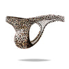 2020 Newest Top Viscose Sexy Leopard Men's Thong - versaley