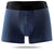 Big Size Range  Soft Breathable Men's Boxer Brief - versaley