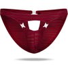 The 2nd Superior Ice Silk Sexy  Cool Men's Thong - versaley