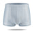 Big Size Range Mesh Ice Silk Cool Men's Boxer Brief - versaley