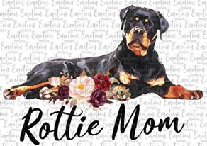 Rottie MOM- Sublimation