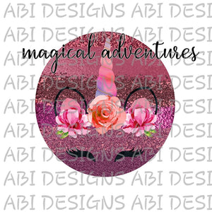 Magical Adventures-Sublimation