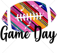 Game Day- Sublimation