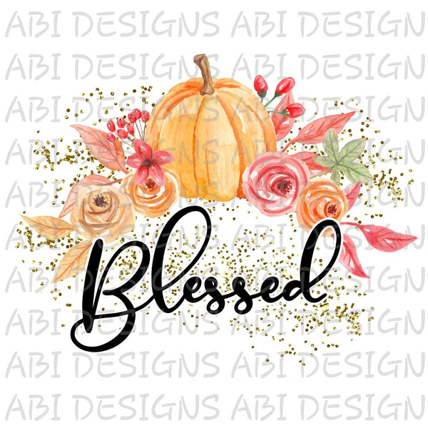 Blessed- Sublimation