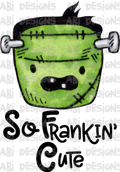 So Franklin Cute- Sublimation