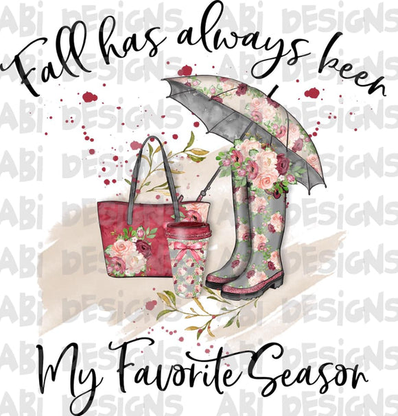 Fall has always been my favorite season- Sublimation