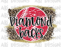 Diamond Backs- Sublimation
