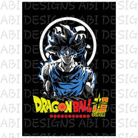 Dragon Ball Z- Sublimation
