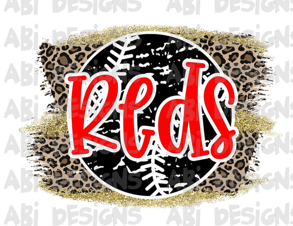 Reds- Sublimation