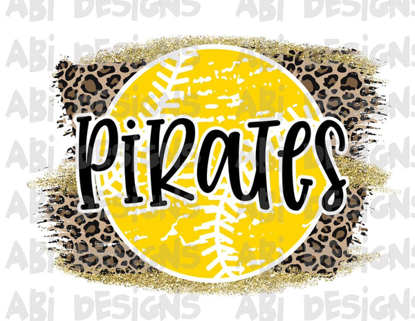 Pirates- Sublimation