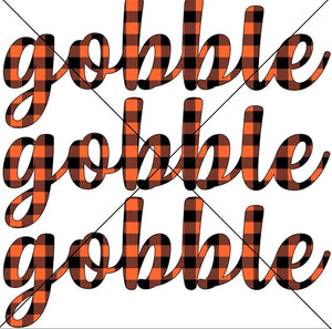 Gobble Gobble Gobble- Sublimation
