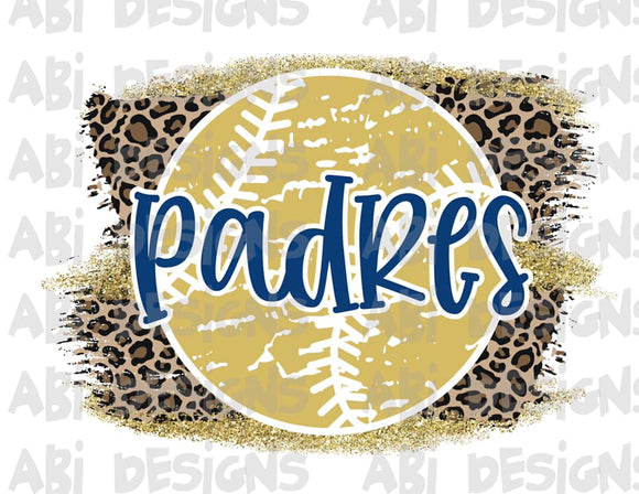 Padres- Sublimation