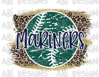 Mariners- Sublimation