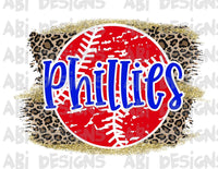 Phillies- Sublimation