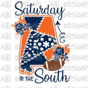 Saturday In the South- Sublimation