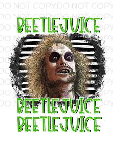 Beetlejuice- Sublimation