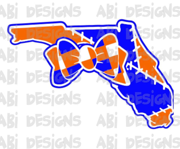 Florida with a bow - Sublimation