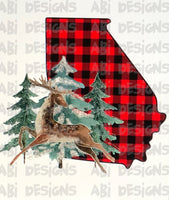 Buffalo plaid Missouri - Sublimation
