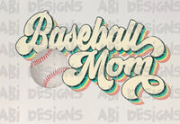 Baseball Mom - Sublimation