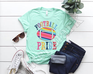 Football Pride -Sublimation