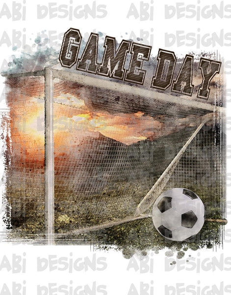 Game Day Soccer - Sublimation