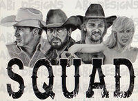 Squad - Sublimation