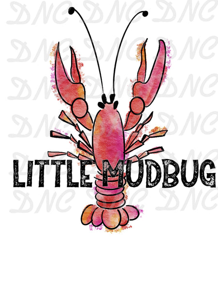 Little mudbug - Sublimation