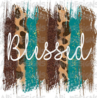 Blessed - Sublimation