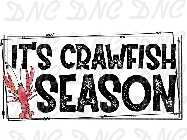 Its crawfish season - Sublimation