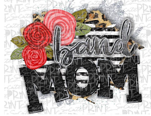 Band Mom- Sublimation