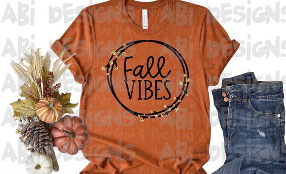 Fall vibes - Sublimation