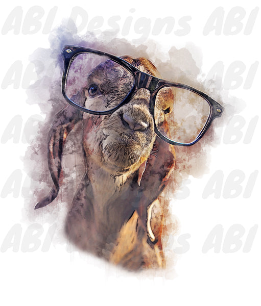 Goat glasses - Sublimation