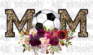 Soccer Mom - Sublimation