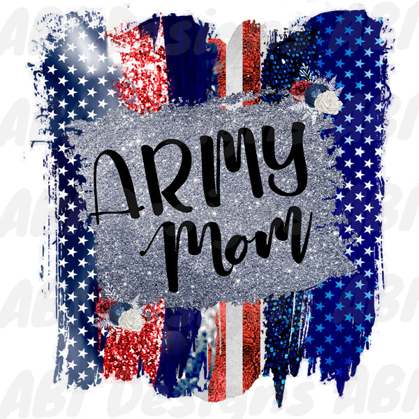 Army mom- Sublimation